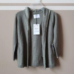 New Zara knit jacket